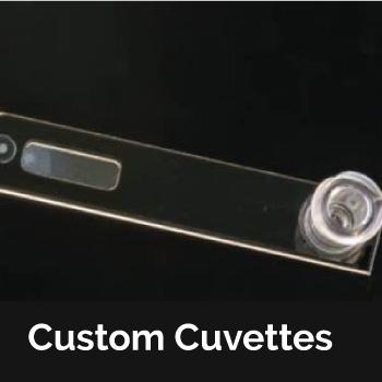 Custom Cuvettes