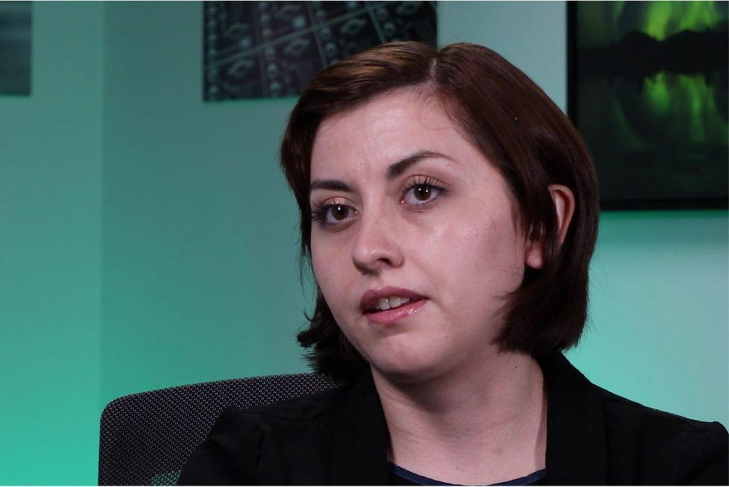 Esther Sahagun-Soto, Operations Manager